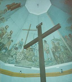 Magellan's Cross (inside)